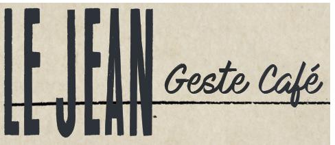Jean Geste Café